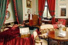 expoziční ložnice