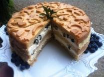 pohankovo boruvkovy kolac