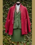 zelená sukně 2