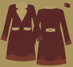 Vlněný kabát - Hořká a mléčná čokoláda a capuccino