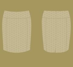 Sukně - Cappuccino – hnědá