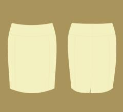 Sukně - Slonová kost
