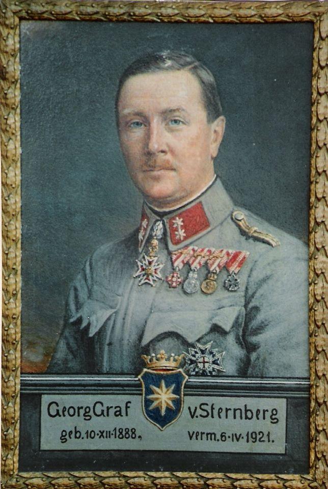 Jiří Sternberg (1888-1965)